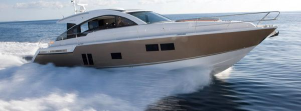 Fairline 58 GT Manufacturer Provided Image: Fairline 58 Gran Turismo