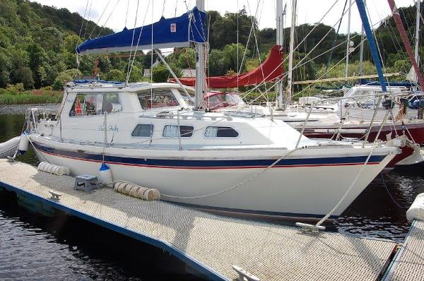 Westerly Konsort Duo 29 Westerly Konsort Duo 29 Built 1986