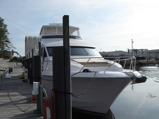 Hatteras 60 Motor Yacht (Brand New)