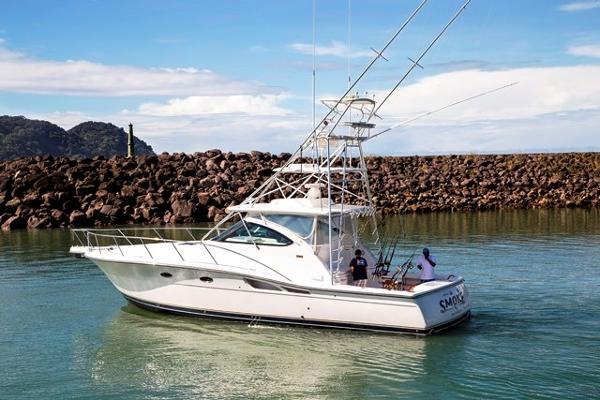 Tiara 4200 OPEN EXPRESS Port Profile