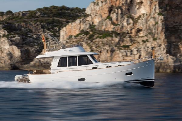 Sasga Yachts Menorquin 42 Flybridge Sasga 42 Flybridge for sale