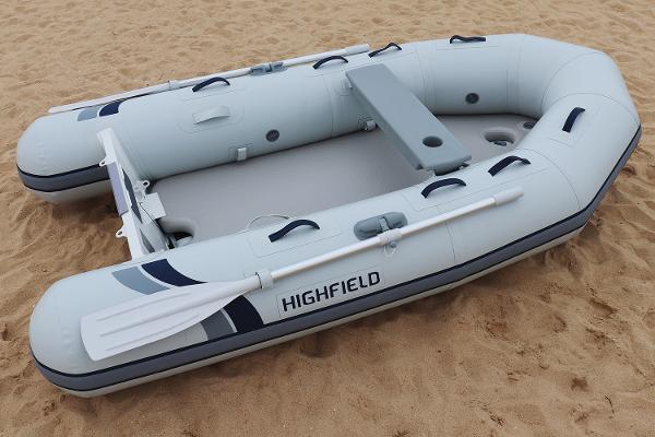 Highfield Roll-Up AL 250 Manufacturer Provided Image
