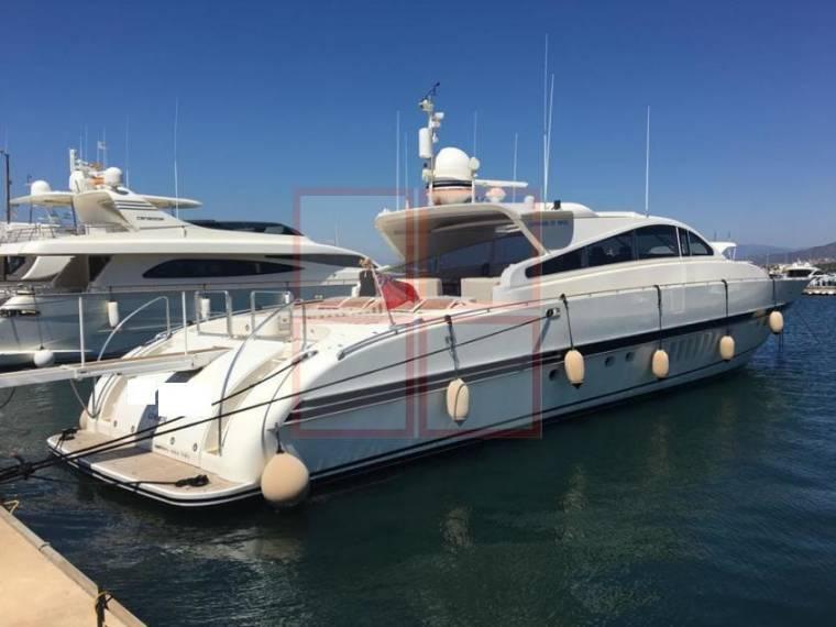 Leopard Yachts LEOPARD 27 Possibile permuta Trattativa riservata