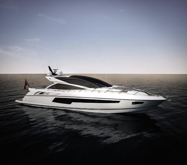 Sunseeker Predator 68 Side View