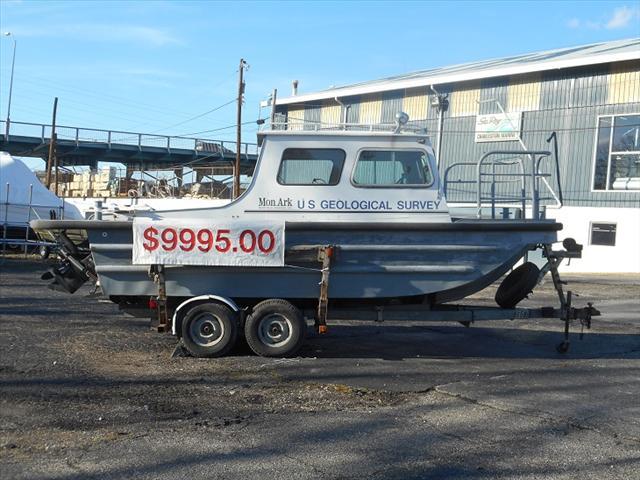 Monark Workboat Little Giant