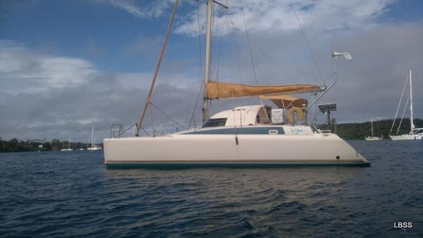 Fountaine Pajot Antigua 37 DREAMCATCHER