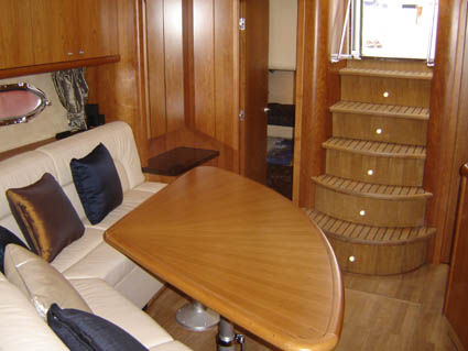 Saloon seating