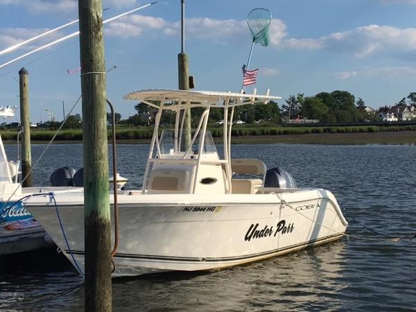 Cobia Boats 201 Center Console