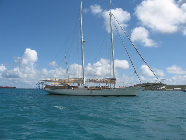 Legendary Yachts Herreshoff Schooner