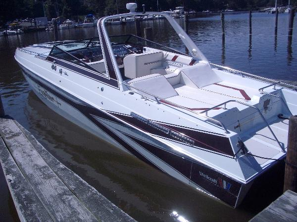 Wellcraft Excalibur Eagle 1985 WellCraft Excalibur Eagle