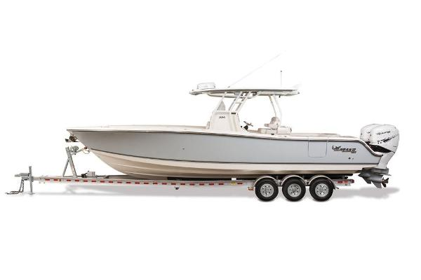 Mako 334 CC Bluewater Family Edition