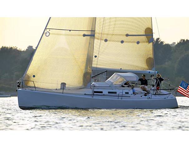 J Boats J/109 Manufacturer Provided Image