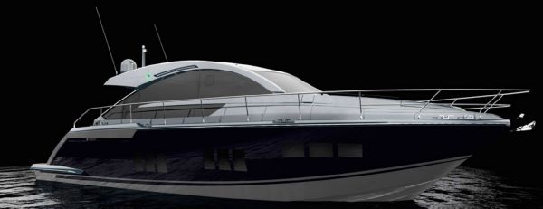 Fairline Targa 50 GT Manufacturer Provided Image: Manufacturer Provided Image: Fairline Targa 50 Gran Turismo