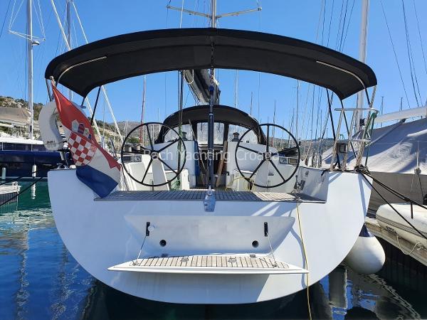 Beneteau First 47.7 (Custom made stern)