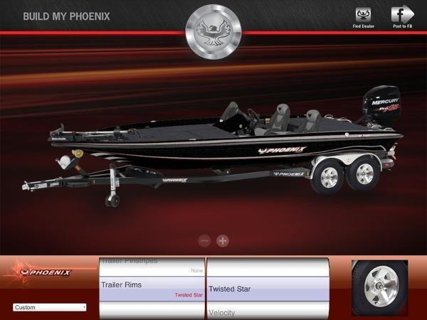 Phoenix Bass Boats 721 Pro XP