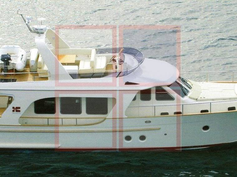 Skagen Motor Yachts Swedenyacht SKAGEN 53 Possibile permuta