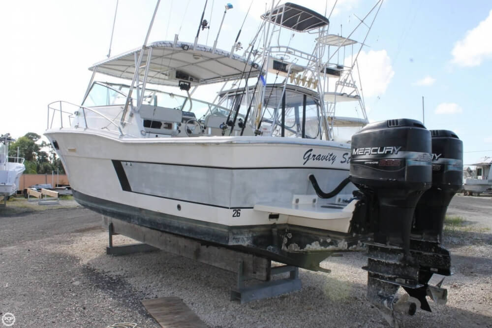 Aquasport 270 Xf 1986 Aquasport 270 XF for sale in Hernando Beach, FL