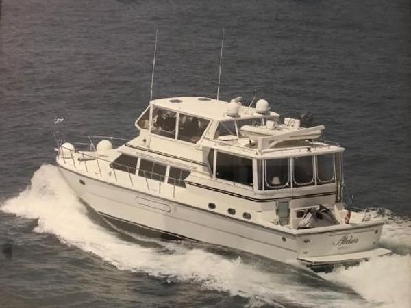Novatec 55 Cockpit Motor Yachts