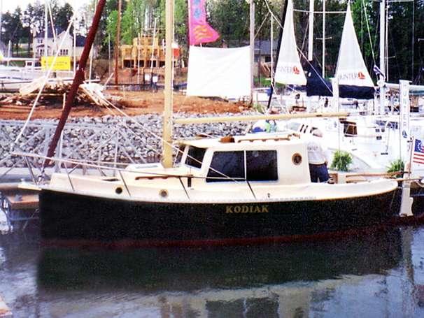 Nimble Kodiak Pilothouse Motor Sailor Manufacturer Provided Image