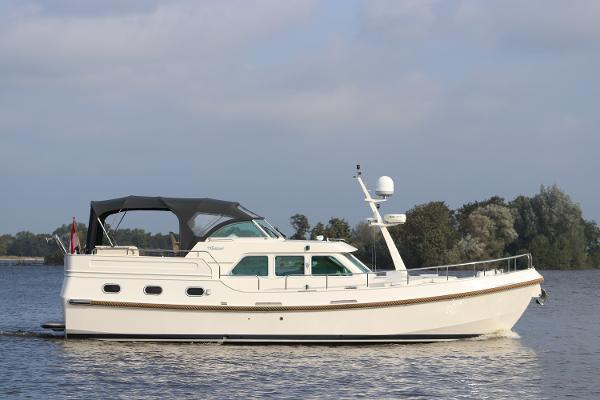 Linssen Grand Sturdy 430 AC Linssen Grand Sturdy 430 AC