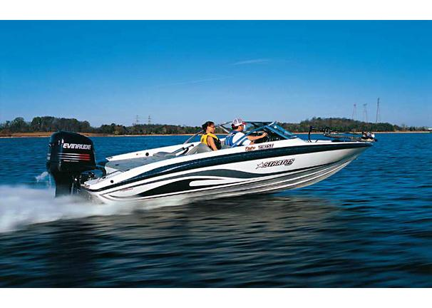 Stratos 290 Fish N Ski Manufacturer Provided Image