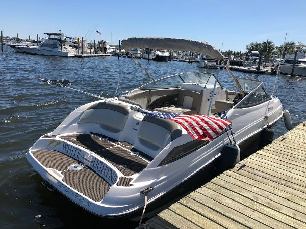 Yamaha Boats 232 LIMITED S JET BOAT
