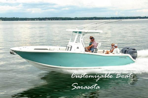 Tidewater 272 CC Adventure