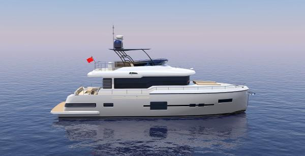 Heysea Yachts Zoom 58