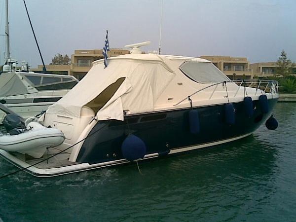 Tiara 43 Sovran Tiara 43 Sovran - Open Motor Yacht
