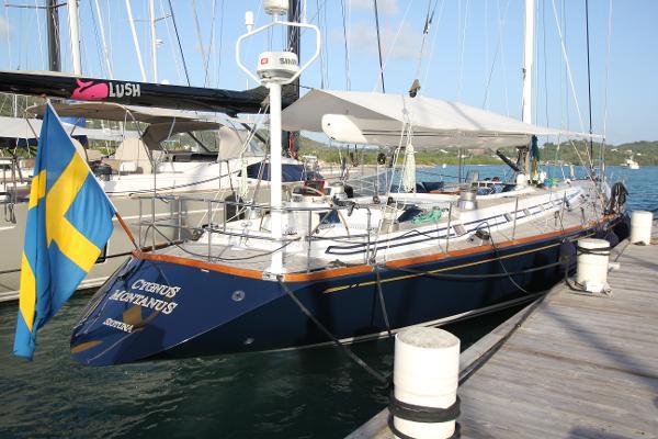 2002 Nautor's Swan 77 Sail Boat For Sale - www.yachtworld.com