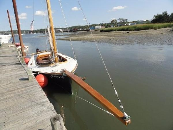Crosby Boat Works Oyster Sloop