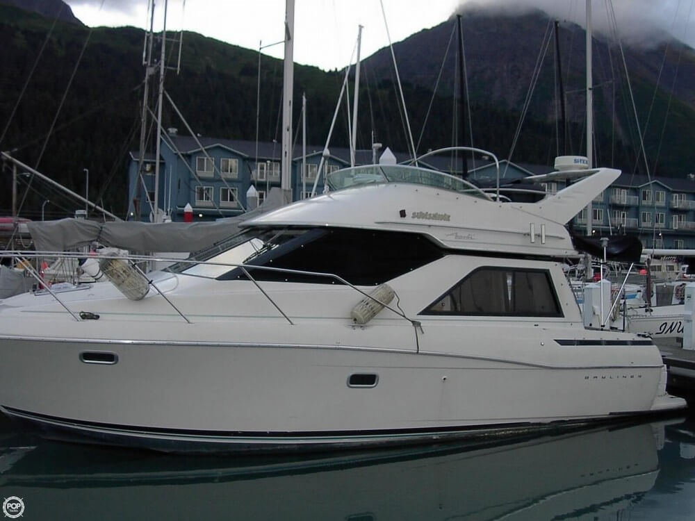 Bayliner 3258 Avanti 1995 Bayliner 3258 Avanti for sale in Seward, AK