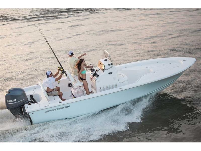 Sportsman Boats MASTERS 227
