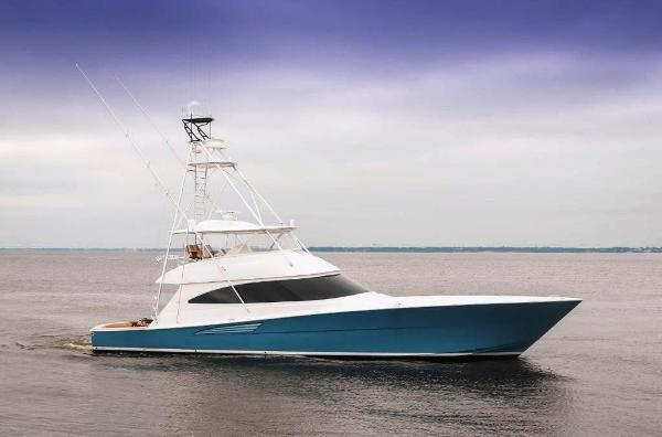 Viking 72 Convertible GYS Our Trade Viking 2017 Profile