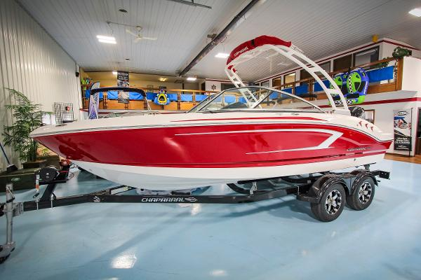 Chaparral 21 H2O Sport Outboard