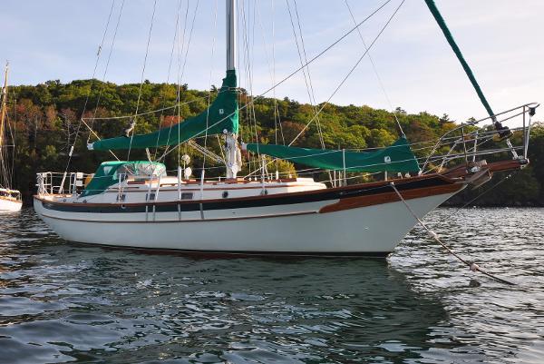 Cabo Rico 38 Cabo Rico 38 - Allegro - On Mooring