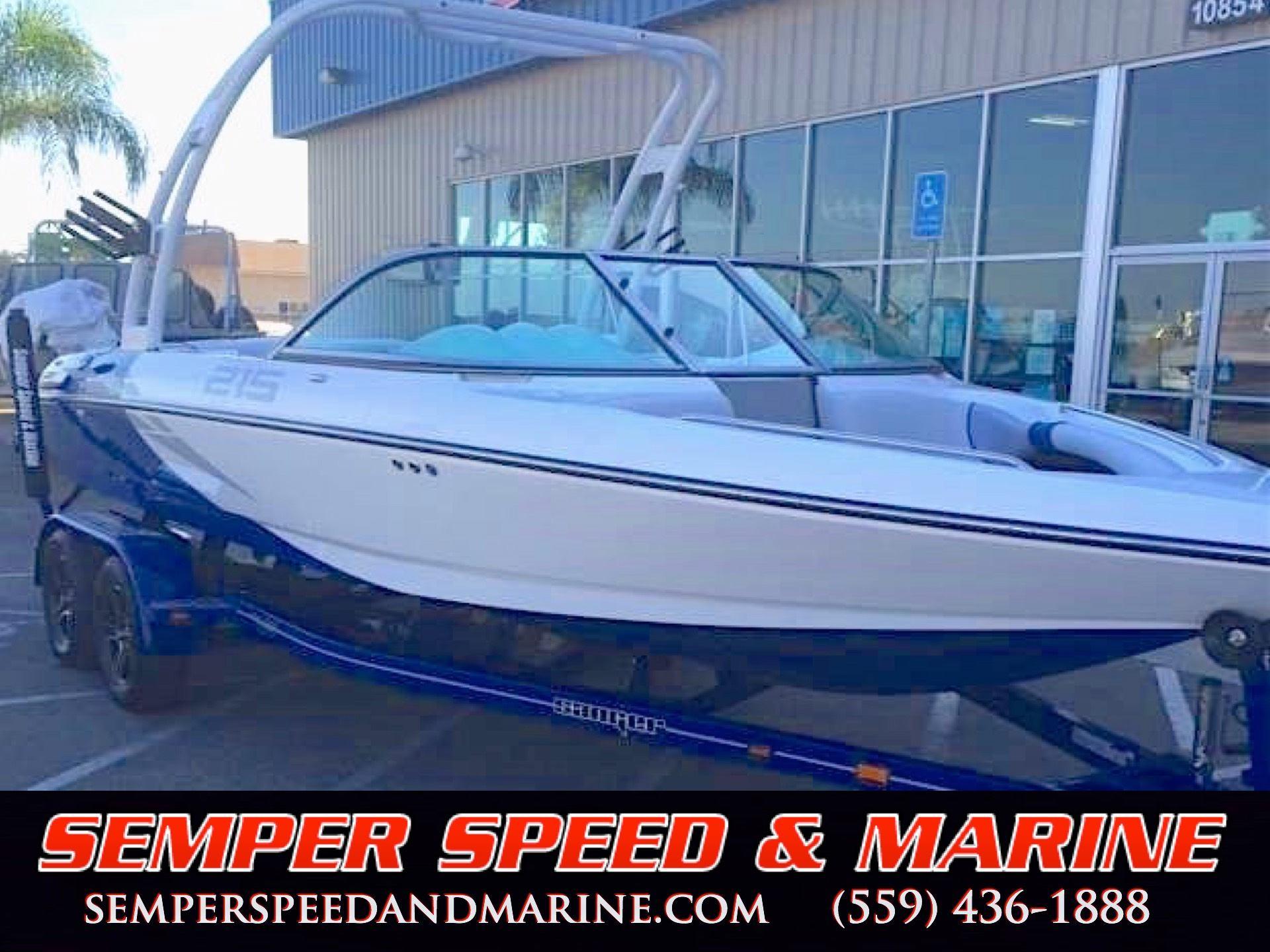 Sanger Boats V215 SPECIAL