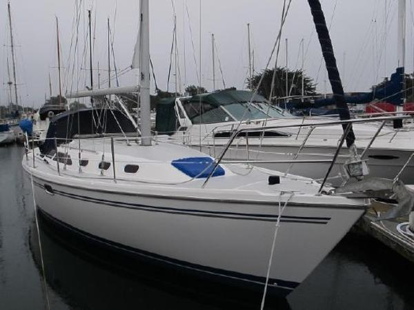 Catalina 34 MkII Wind Song