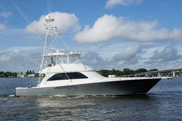 Viking Sportfish Main Profile of SILVER FOX