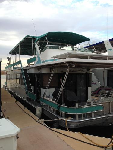 Somerset houseboat