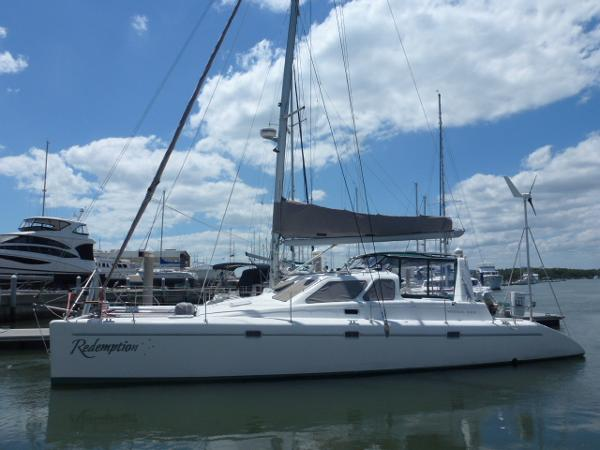 Voyage Yachts 440 Owners Version