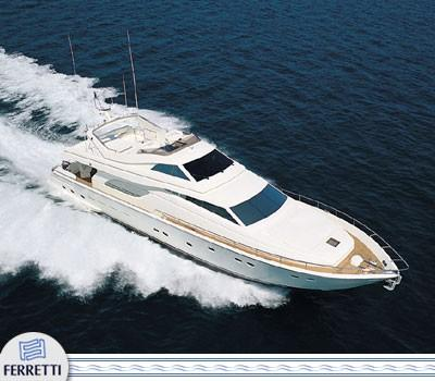 Ferretti Yachts 80 RPH Manufacturer Provided Image