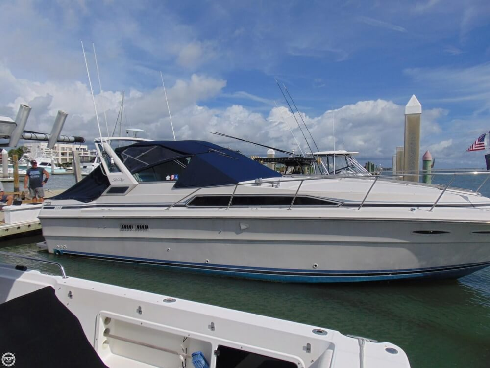 Sea Ray 340 Express Cruiser 1986 Sea Ray 340 Express Cruiser for sale in Saint Augustine, FL