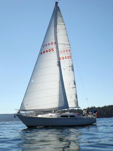 C&C Fiberglass 37