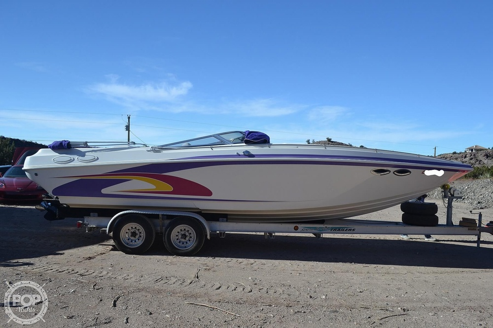 Checkmate Boats Inc Zt 280 2000 Checkmate ZT 280 for sale in Kingman, AZ