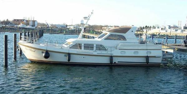 Linssen Yachts Grand Sturdy 500 Variotop