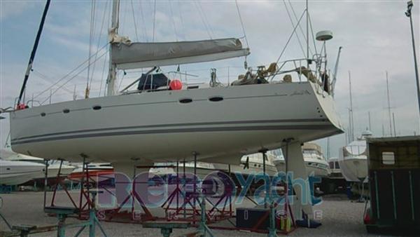 Hanse Yacht Hanse 531 DSC_1558
