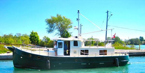 Custom Tug Trawler Custom Steel Tug