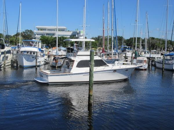 Egg Harbor 41 Convertible 41 Egg Harbor Sportfish