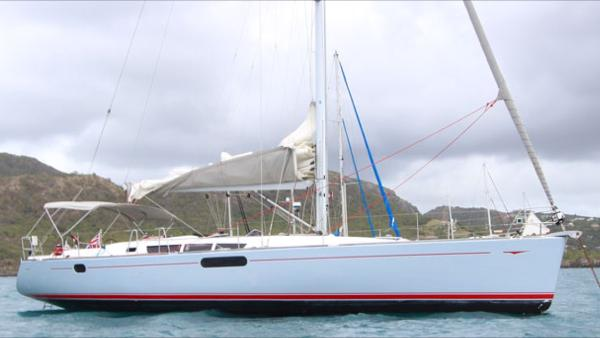 Jeanneau Sun Odyssey 49 Performance (lowered)